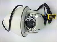 Hikivison  960P High Speed Dome IP PTZ Camera 20x Optical Lens zoom Auto focus H.264 200M IR Support ONVIF smartphone