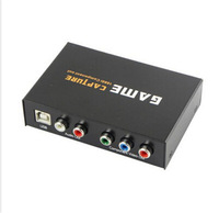 HD 1080i Easycap USB Component Video Game Capture Pro Converter for PS2 PS3 Wii Xbox Editer PbPr Component on PC 0.3-VC001H
