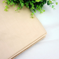 1 meter Light Khaki Tilda Doll Skin Fabric 100% Cotton Solid Color Twill Cloth for Patchwork Quilting Reactive Dyeing 160*100cm