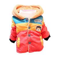 2014 Fashion New Children's Spring  Autumn  Radiation Animal Hoodies Baby  Boys Girls Jacket Kids Sweatshirts little bear  Coat