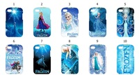 2014 new arrival HOT selling frozen luxury retail 10design hard case cover for Blackberry Q10 Free shipping!