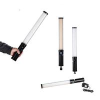 LED516AS Handheld Rod bi color fill-in dimmable LED Light camera video car light
