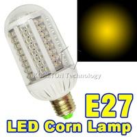 E27 5W 6W 10W High Brightness LED Lamp AC85V~265V 110V 220V 78/108/166 SMD Chips Nature/Warm White Light 360 Degree LED Bulb