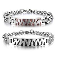 Together Couple Bracelet