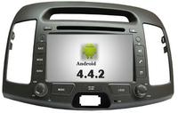 NEW!!! Android 4.4 Car dvd gps for Hyundai Elantra 2007-2011 3g WiFi Capacitive Screen radio RDS bluetooth+WIFI 3G+WAZE+OBD2+3G