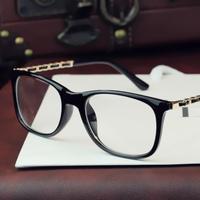 vintage brand c glasses frames women 2014 metal Chain eyeglasses optical mirror myopia clear lens glasses Free Shipping