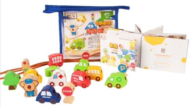 benho bh2603 деревянные игрушки играть дом