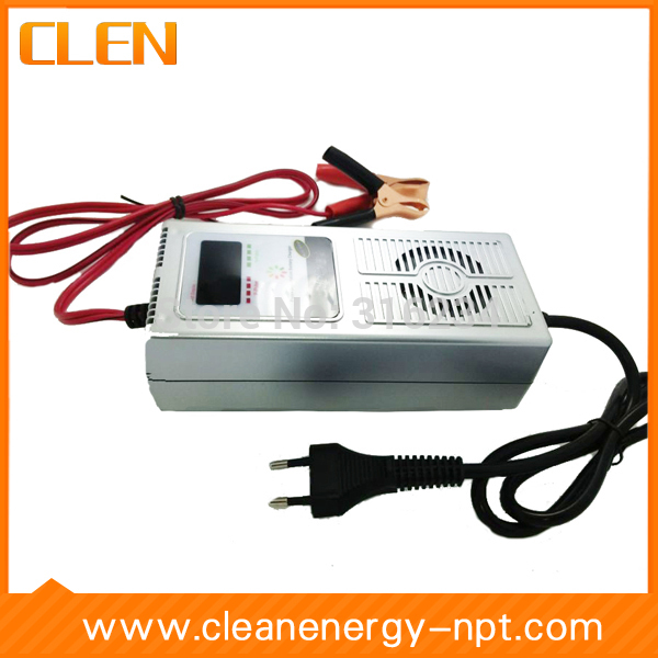 48V 3.3A Battery Charger High Frequence Negetive Pulse Charging Desulfator Battery Maintenance(China (Mainland))