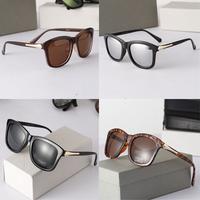 New Retro Women's Plastic Frame Square Sunglasses Unisex Eyeglasses GlassesFree&Drop Shipping