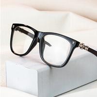 Fashion eyeglasses frames men 2014 Vintage brand Nerd Glasses Frames  oculos de grau women Free Shipping Y99
