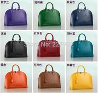 Hot Women Fashion Famous Brand Designers handbag  high quality Graffiti restoring ancient ways PU Handbag 40302