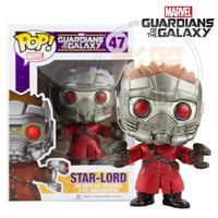 New! Genuine funko pop Guardians of the Galaxy 47 Star-Lord vinyl figure 3.75 inch vinyl figure toys
