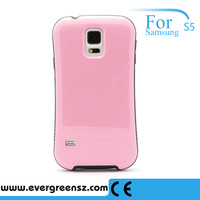 Luxury iface case for Samsung S5 ntion thin cell phone cases For Samsung S5 TPU mobile skin cover