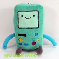 Free Shipping 1pcs Adventure Time Plush Toys BOM Anime Plush Dolls Minion Plush Stuffed Toys Baby Toys Gifts For Kids