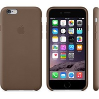 """50pcs/lot Free Shipping For Iphone 6 Official Style Genuine Leather Case 4.7"""" in Retail pacakge"""
