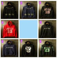 DI-16 Harajuku 2014 Autumn winter Letter Man hoody Sport Casual Sweatshirt Fashion Long sleeve  Hip hop Hoodie jordan hoodie