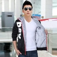 Mens Fashion Plus Size Hoodies Sports Cardigan Thicken Jacket Coat Outwear Size M-6XL
