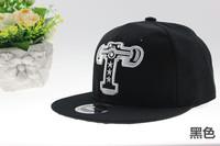 Korean tidal flat along TRUKFIT Ms. male hip-hop hip-hop T -letter baseball cap hat