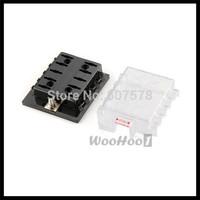 20set/lot 10 Way Circuit Car Automotive ATC ATO Blade Fuse Box Holder 32V free shipping