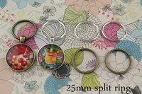 50pcs 25mm Flat Bottle Caps-craft botle caps blanks-N color