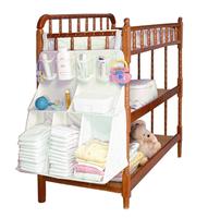 Free Shipping Baby Bed Hanging Bag Large Waterproof Storage Bag