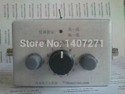 1-30 Mhz Manual Antenna Tuner kit for HAM RADIO QRP DIY Kit Q9 BNC interface free shipping(China (Mainland))