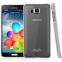 IMAK Crystal series II Anti-scratch Ultra-thin Hard Case Back Cover For Samsung Galaxy Alpha G850 S801 G850F
