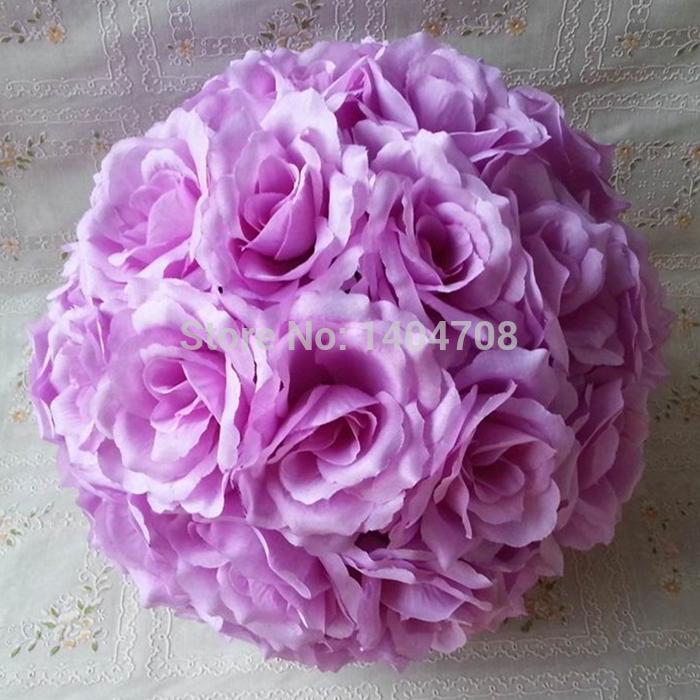 decoracao festa glow:Rose flores beijar bola Wedding Bouquet festa em decoração Light