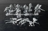 (Miranda Irene ) Resin  Models Necron Lychguard / Triarch Praetorians*10  Free Shipping