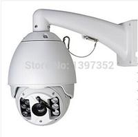 960P PTZ Pan Tilt IR Cut Varifocal Len Outdoor IP CAMERA CCTV NightVision Security Monitor waterproof IP camera with Wiper
