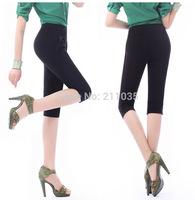 2015 summer new casual pant stretch pants big yards female harem pants pencil pants feet Slim network explosion models 8263