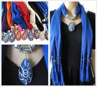 3Pcs/Lot Fashion Scarf Hot Selling Women Winter Jewelry Scarf Free shipping