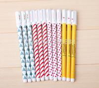 Kawaii Cute cartoon colorful design gel pens, Korean Style gel ink pen,wholesale,good quality (tt-1323)