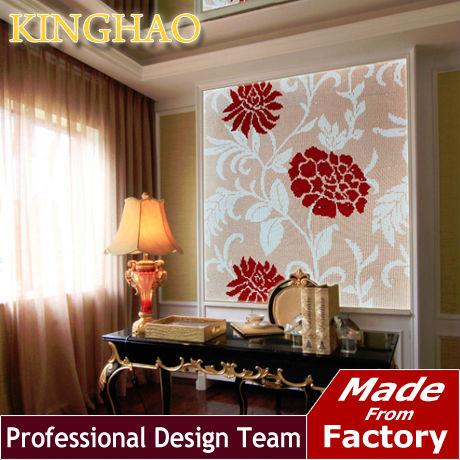 [KINGHAO]Bisazza collection pool tile red pattern backsplash tiles wholesale glass wall tile bisazza mosaic bathroom tile CP1014(China (Mainland))