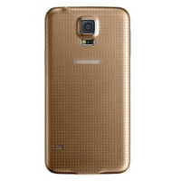 Replacement Cover Housing Battery Back Cover Color Gold Case for Samsung Galaxy S5 SV