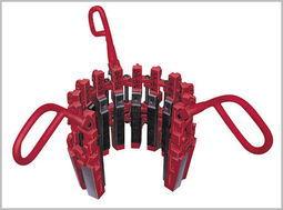 Rig floor handling tools Drill Collar Slip Type WT(China (Mainland))