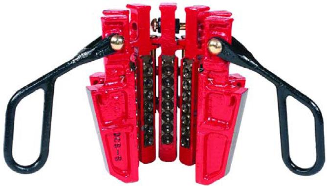 Rig floor handling tools Drill Collar Slip Type DCS(China (Mainland))