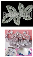 jeweled bridal trims