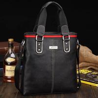 Fasion 2014 Genuine leather Men's Messenger Bag Retro Designer Handbags High Quality Shoulder Bags 2012-31