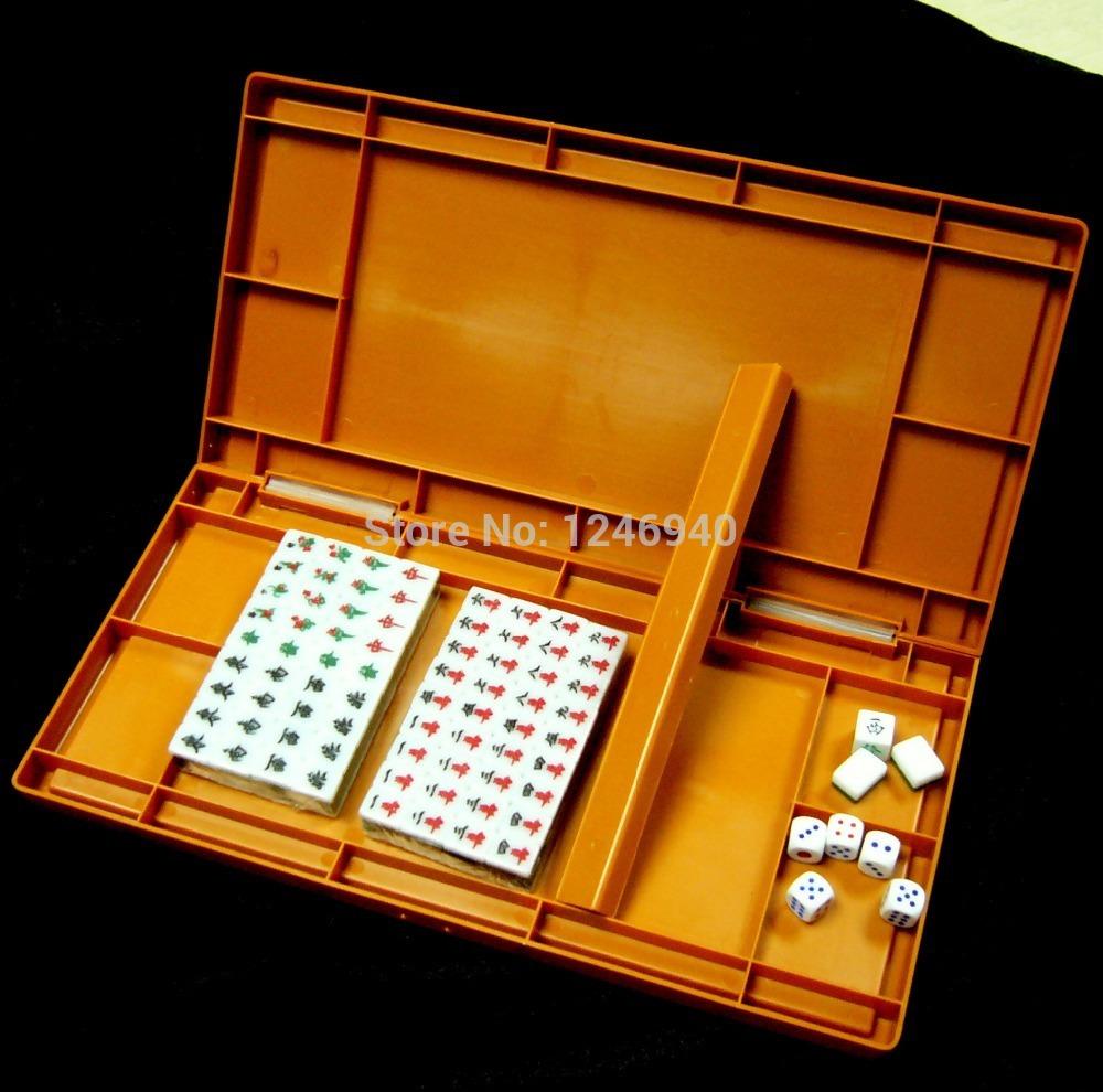 Mini Mahjong With Table