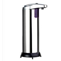 1pcs Stainless Steel Handsfree Automatic IR Sensor Touchless Soap Liquid Dispenser bathroom accessories saboneteira liquida
