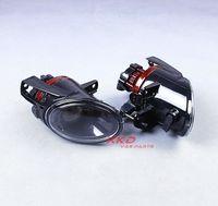 Pair Of Front Clean Lens Convex Fog Lights FogLamps For VW Passat B6 3C 06-11 3C0 941 699 A   \ 3C0 941 700 A