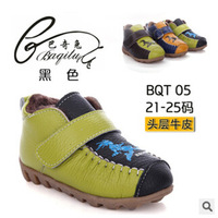 new 2014 children shoes children's boots boot girls boots boys baby shoes Free Shipping Factory Direct Velcro Breathable 1-644