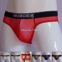 New Arrival Men Brand Y-Front Underwear Shorts Sexy Men's Backless Underwear Briefs Summer Men Underwear briefs CL6653