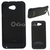 Wholesale New Arrival 1psc/lot Black Battery Power Bank Case Cover 2200mah For HTC ONE X Cell Phones Accessories