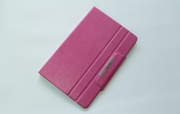 universal leather case cover for 10 inch tablet PC free stylus free shipping