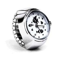 New arrival fashion South Korean style Stainless steel watch Mrs Girl Quartz Ring watches