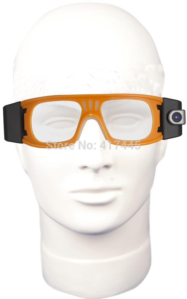2pcs/lot HD 1080p Sport outdoor Camera Camcorder Sunglasses Glasses DVR(China (Mainland))