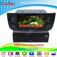 Special Car dvd gps for Fiat Linea/punto  (AD-6209)