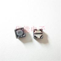 Chip inductors 7X7 68UH